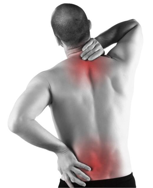 La temperatura y el dolor en la nuca y el cuello de la causa
