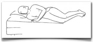 dolor de espalda 1 300x137 Como Levantarse de La Cama y Disminuir el Dolor de Espalda