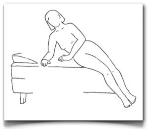 dolor de espalda 2 300x261 Como Levantarse de La Cama y Disminuir el Dolor de Espalda